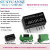 Passive PWM Frequency Signal to 4-20mA Converter