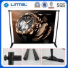 Trade Show Backdrop Stretch Striaght Banner Stand