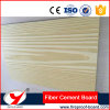 Wood Grain Colorful Fire Rated Fiber Cement Board