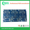 Fr4 Circuit Board PCB with Blue Solder Mask (3-5 delivery days quick service)