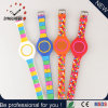 Silicone Strap Wristwatch New Style LED Watches Low MOQ