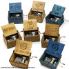 Star Wars Children Toy Wooden Music Box Chirstmas Gift