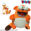 Custom Plush Animal Leco Cat Toy with En71 Ce ASTM Certificate