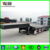 China Trailer Manufacturer with Sinotruk Tractor Low Boy Trailer