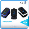 CE Approved Hot Selling Finger Pulse Oximeter with LCD Screen
