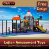 CE Kids Outdoor Plastic Playground for Park (X12190-1)