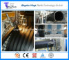 HDPE Large Diameter Hollow Wall Winding Pipe Manufacturing Machine / Extrusion Line