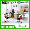 Office Four Seats Staff Desk 4 Seats Workstation (OD-73)