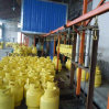 LPG Gas Cylinder Production Re-Validation Line Powder Coating Line