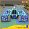 Hot Sale Amusement Park Inflatable Sea World Obstacle for Kids (AQ01422)