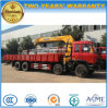 15 T Telescopic Crane 20 Meters Lorry Boom Truck with Crane