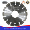 180mm Laser Diamond Cutting Saw Blades for Cured Concrete