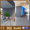 Exterior Decorative Materials Synthetic WPC Wall Cladding Outdoor