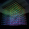 2013 New Design Hot Selling 3D Effect Pixel LED Ball Curtain Light