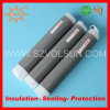 Black Silicon Rubber Shrink Tube Without Heat Cold Shrink Tubing