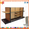 New Customized Supermarket Store Wooden Shelf (Zhs254)