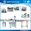 Automatic Pharmaceutical Food Round Bottle Sticker Labeling Label Machine