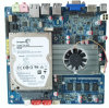 Industrial Motherboard Gigabit Ethernet Router Board with Thin HDD Stocket