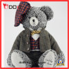 Soft Stuffed Vintage Bear Classic Teddy Bear with Hat