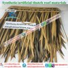at-008 Synthetic Straw Thatch African and Would Like to Make Technical and Fireproof for Roof Resaort