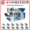 Qmy10-15 Hydraulic Movable Brick Machine
