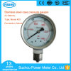 100mm High Temperature Pressure Gauge with Monel Material