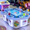 Funny Fishing Table Game Arcade Redemption Tickets Coin Operated Video Game Machine