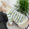 Hot Sale Fashion New Trend Striped Printed Pet Clothes
