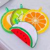 Cartoon Fruit Design Kitchen Hand Cleaning Towel Hanging Hand Washcloth