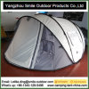 Double Layer Wholesale Pop up 4-Man One Touch Camping Tent