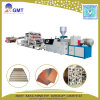 WPC PVC Crust Laminated Foamed Board Floor Profile Plastic Extruder