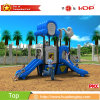 2017 Outdoor Playground Toy Slide Kids Dream Xiangyun House Serise (HD17-022D)