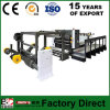 Zxc1400 Servo Precision High Speed Roller Paper Sheet Cutting Machine