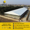 40m Huge Arcum Big Tent with White Roof Covers & Glass Walls (HAC 40M)
