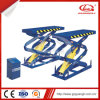 Guangli Factory Directly Supply High Quality Gl3000A Small Scissors in Ground Car Lift