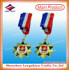 Newest Competition Medal Custom Award Medal Sports Challenge Gold Coin, Award Emblem Badge Medallion for Commemorative Souvenir Medal Gifts