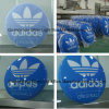 Adidas LED Illuminated Aluminium Frame Vacuum Formed Sign