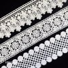 Embroidery Lace Fabric for Collar and Home Textile Crotched Embroidery Swiss Lace Collar L175