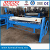 WH06-2.5X2040 manual steel pan box folding forming bending machine
