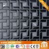Interior Crystal Glass Mosaic and Marble Mosaic (M855035)