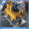 Double Drum Road Roller 760kg 2 Steel Wheel Asphalt Road Roller Compactor