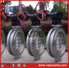 Double Flanged Triple Eccentric Butterfly Valve