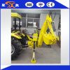 Tractor Pto 3-Point Backhoe Loader with Ce and SGS for Sale