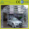 Outdoor Aluminum Alloy Square Circle Truss for Car Exhibition