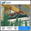 China Manufacturer Retangular Shape Lifting Magnet for Round and Steel Pipe MW25-26080L/1
