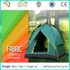100% Polyester Oxford 1*1 PU Coated Ripstop Waterproof Outdoor Tent Fabric