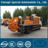 Truck Mounted Concrete Pump Mixer for Sale