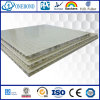 Yellow Color Embossed Fiberglass Honeycomb Panel