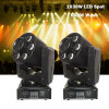 New Design 30W White + 6*8W RGBW 4in1 LED Moving Head Light (Spot+Wash)