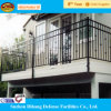 Assembling Powder Coated Galvanized Steel Commercial Railing